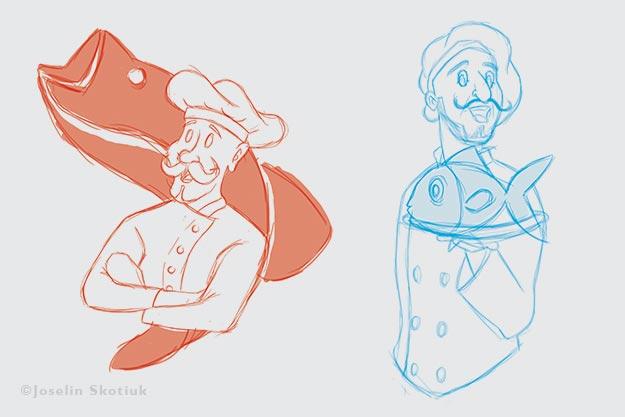 chef-logo-design-sketch