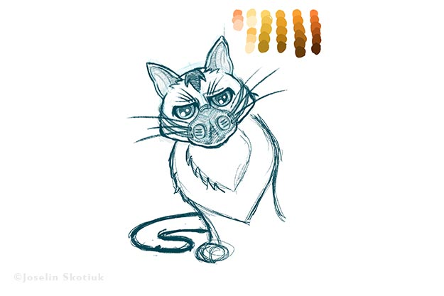 cat-allergic-to-humans-sketch