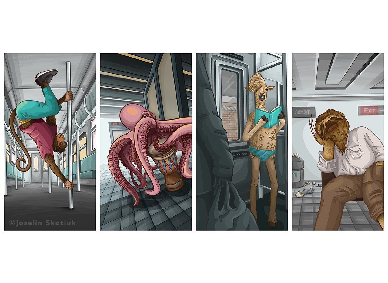 subway-animals